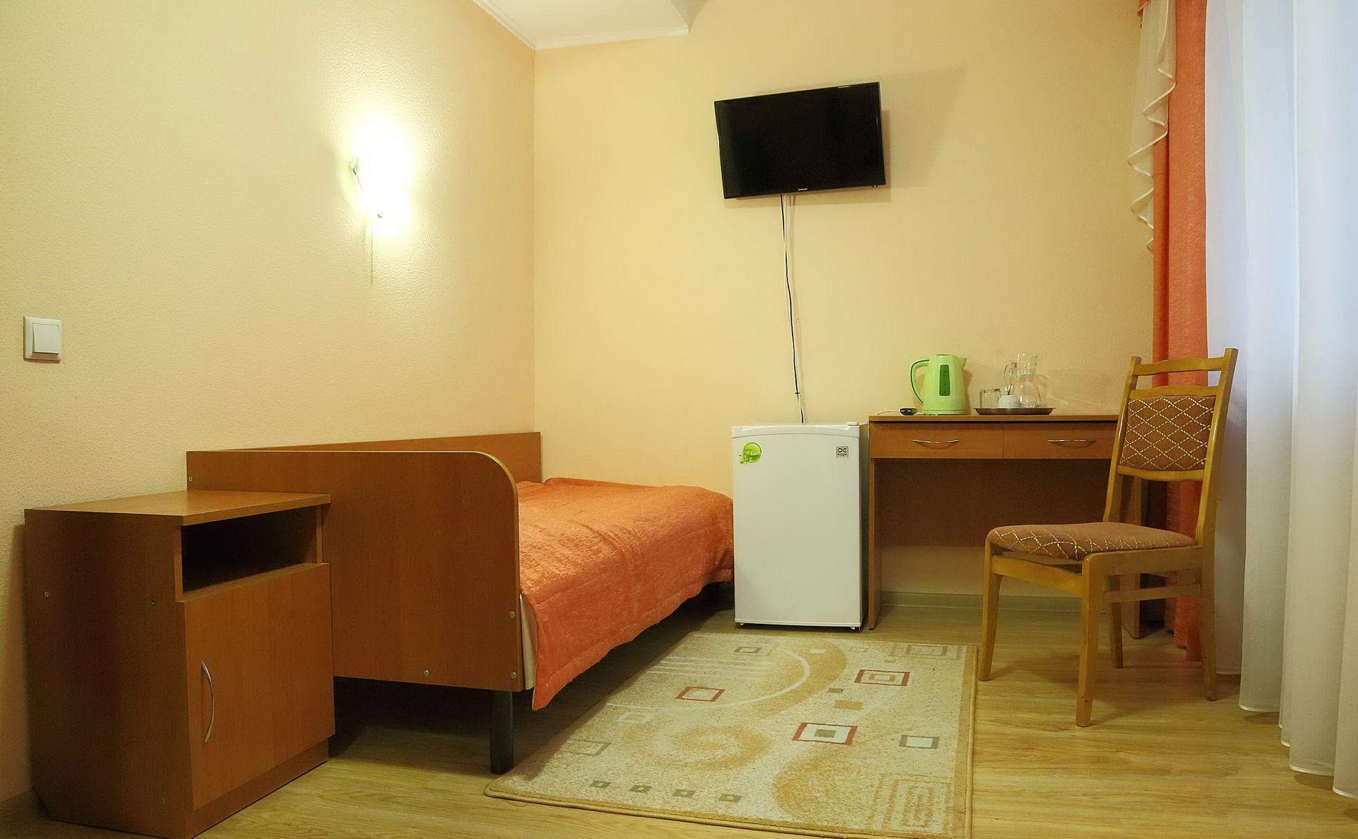 Building 1 - Single room