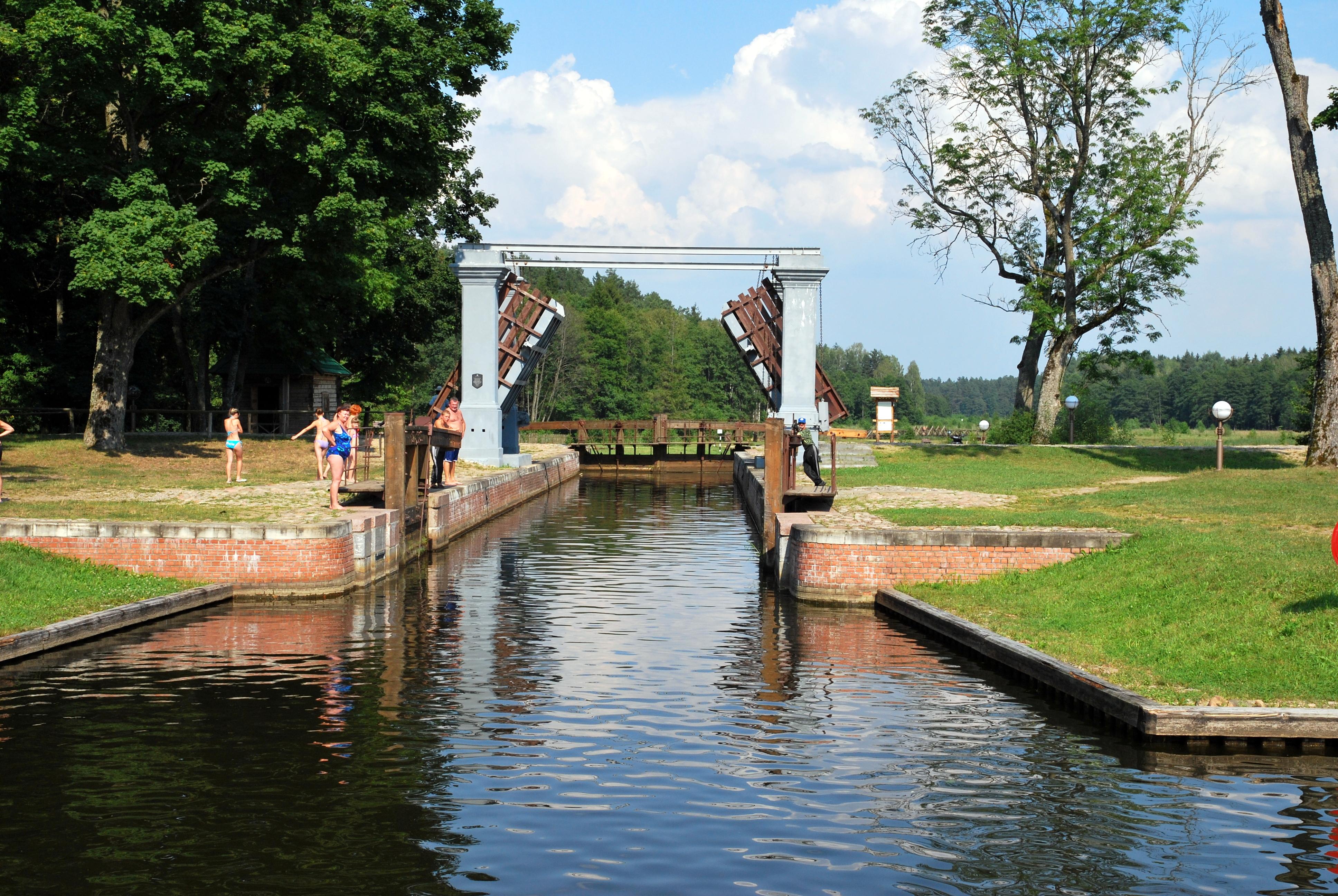 Grodno - Avgustov Canal