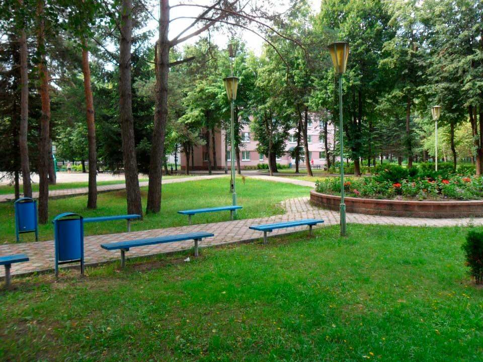 Sanatorium Neman-72 in Grodno